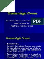 Traumatologia Forense e.e.c