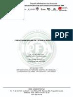 Curso Avanzado en Ortodoncia Interceptiva