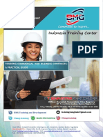 Training Commercial and Business Contracts
