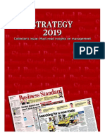 Strategy 2019 - Collector's Issue