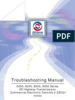 Troubleshooting Manual Allison 5000, 6000, 8000, 9000 Series