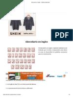 Abecedario en Ingles _ Alfabeto (Alphabet).pdf