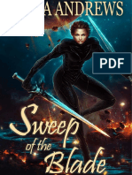 Sweep of the Blade