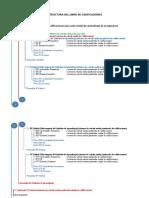 Libro de Calificaciones - Estructura