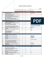 Diagnostico Proexport( 5 Clase)