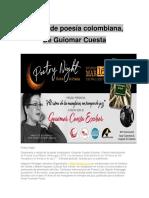 Recital de Poesía Colombiana