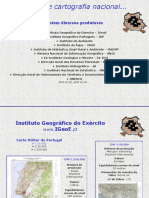 4 - Tipos de Cartografia