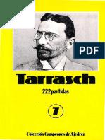 07 - Campeones de Ajedrez - Tarrasch.pdf
