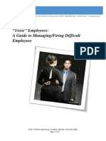 PCG Guide-How to Fire a Toxic Employee 2011