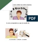 ''AS INFLUÊNCIAS DOS ASTROS NAS CARTAS CIGANAS.docx