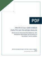 Protocolo Prácticas Profesionales en Vinculación Laboral - Contrato de Aprendizaje – PGSYSL