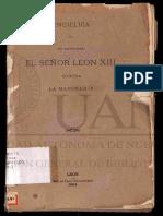 León XIII - Encíclica