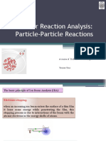 Nuclear Reaction Analysis