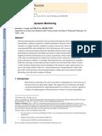 Monitoreo Hemodinamico Funcional