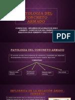 Patologia Del Concreto Armado