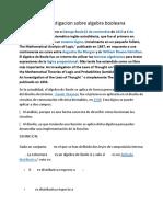 Reporte de investigacion sobre algebra booleana.docx