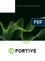 Fortive AR 2018