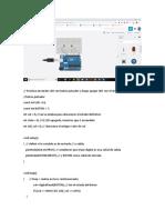 Ejercicios en Arduino - Parte 2
