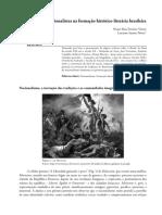 Representações nacionalistas na formação histórico-literária brasileira