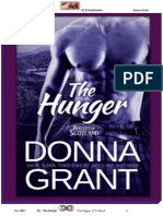 Grant, Donna - Rogues of Scotland 02 - The Hunger