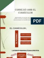 Connexió Amb El Currículum