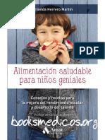 Alimentacion saludable para niños geniales.pdf