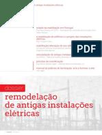 [Dossier] - Remodelação de antigas instalações elétricas.pdf