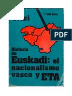 Ortzi - Historia de Euskadi, El Nacionalismo Vasco y ETA