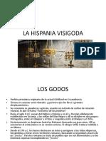 La Hispania visigoda