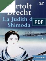 La Judith de Shimoda - Bertolt Brecht.pdf