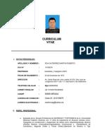 Curriculum Martin Roa Topografo Julio 2019