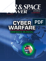CYBER WARFARE(Amenaza Mundial)