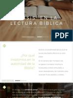 Crisis en La Lectura Biblica - Alan Perdomo
