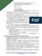 Carreras Postitulos Condiciones de Cursado(2018)
