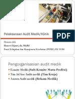 SESI 5_Pelaksanaan Audit Medik