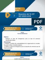 Ac143 Taller Plan de Emergencias ISO 45001