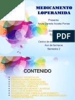 DIAPOSITIVAS LOPERAMIDA