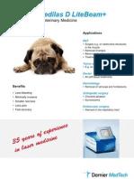 Product Sheet Dornier Medilas D LiteBeam+
