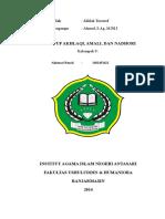 Cover Akhlak Tasawuf