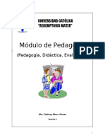 Modulo Pedagogia v2