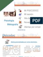 Manual. Psicodoc2015 Esv1(1)