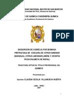 biosorciondecobreiiporbiomasapretratadadecascaradenaranja-120912220816-phpapp01