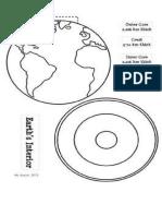 estructura de la tierra y texto para trabajar sufijos y prefijos
