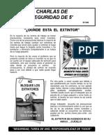 028-Donde Esta El Extintor