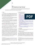 ASTM D1452 – 09, Soil Exploration and Sampling by Auger Borings.pdf