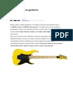 La escala de la guitarra.docx
