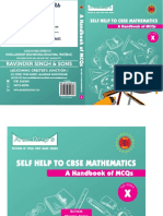 A Handbook of Mathematics Class X