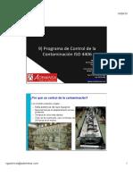 9.0 Control de La Contaminación ISO 4406 - V1