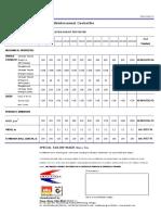 Technical Data Sheet Kiaratex KT PET Woven