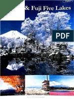 Mt. Fuji and 5 lakes